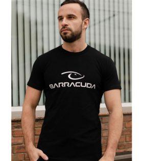 Футболка BARRACUDA Logo черный