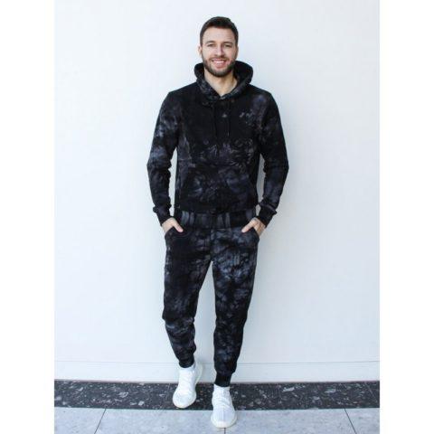 Костюм спортивный (Black)