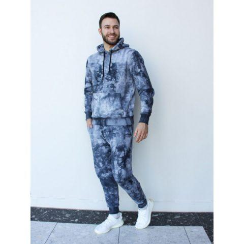 Костюм спортивный (Blue) 2