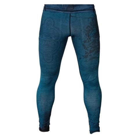 Компрессионные штаны «Samurai»