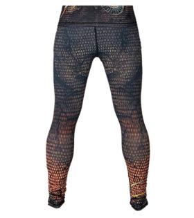 Компрессионные штаны «Yakuza»